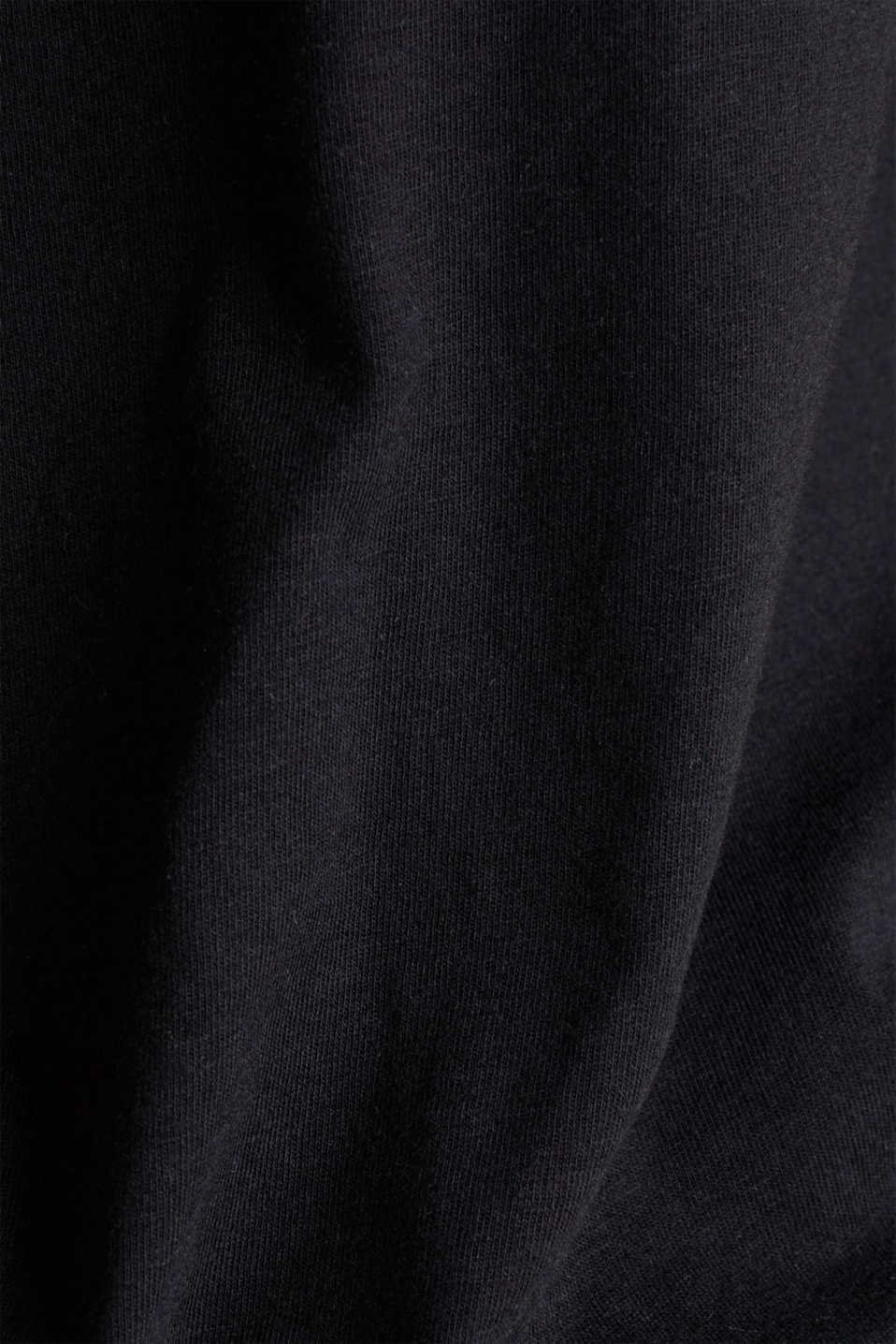 T-Shirts, BLACK, detail image number 3