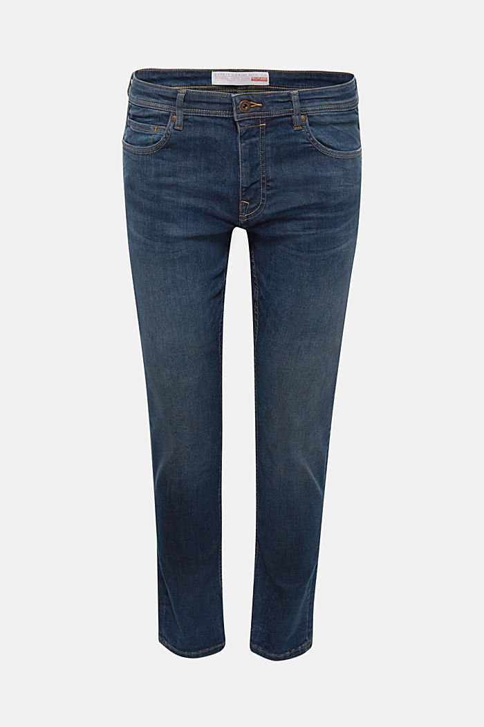 Super stretch jeans in a basic look