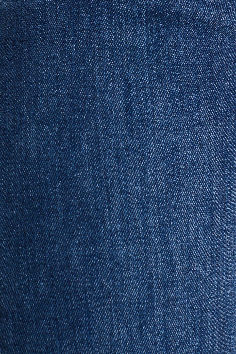 Pants denim Slim fit, BLUE MEDIUM WASH, detail image number 4