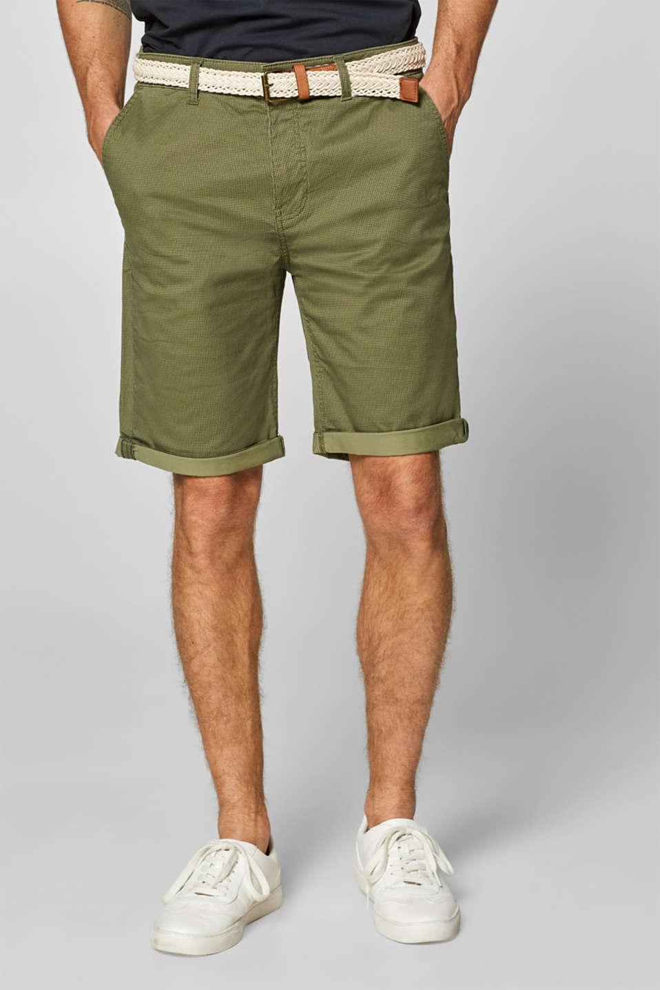 c5c8795704a Esprit – Bavlněné šortky s bio bavlnou v našem on-line shopu