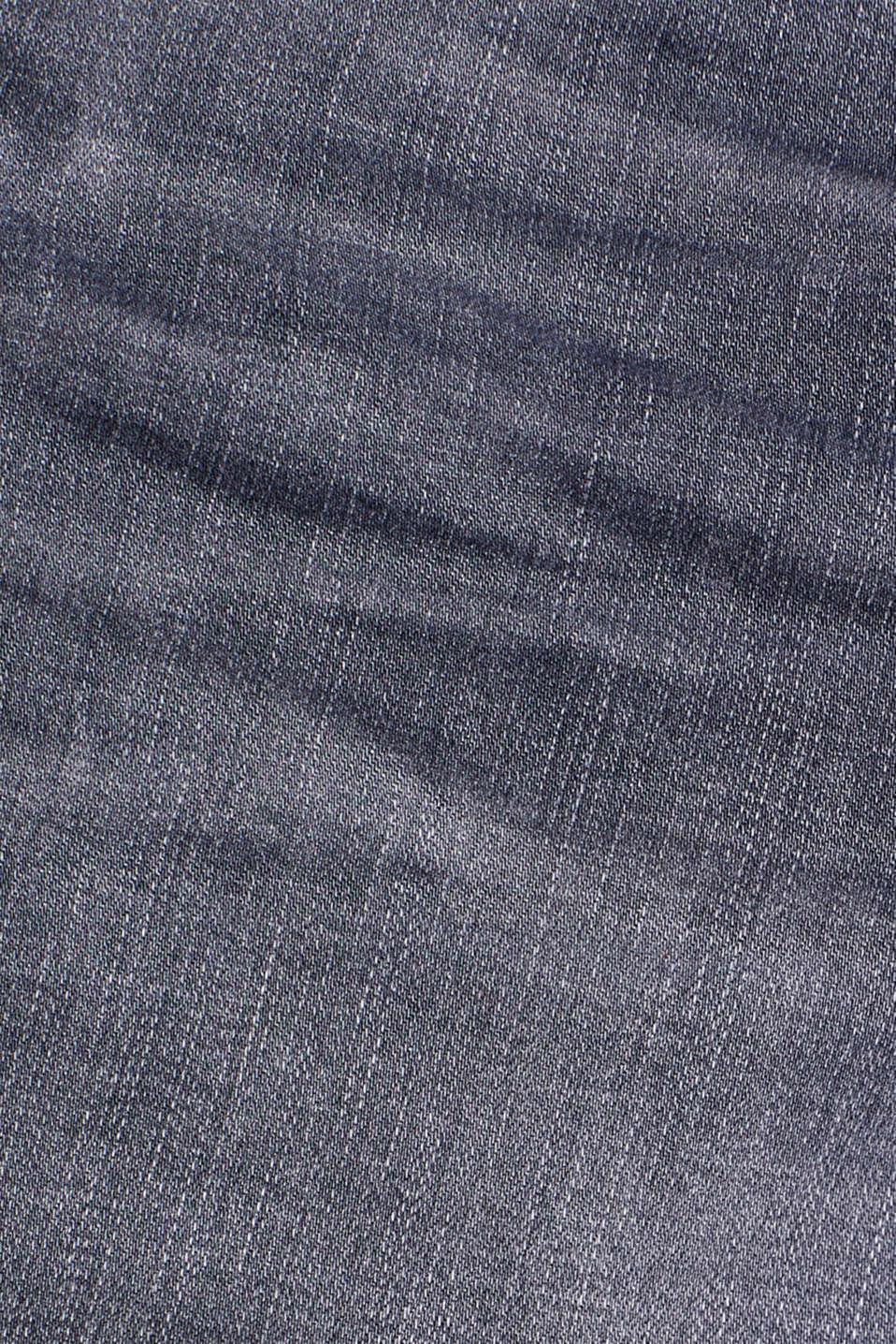 Shorts denim, GREY MEDIUM WASH, detail image number 4