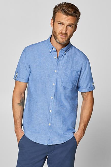 fb2a133fd64 Esprit  Camisas para hombre - Comprar en la Tienda Online