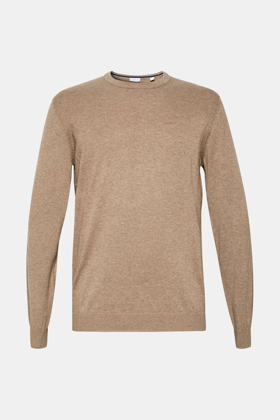 Sweaters, BEIGE, detail image number 6