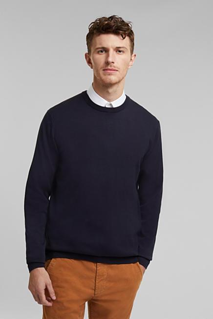 ee868ab7768 Esprit: Pullovers og cardigans til mænd | ESPRIT