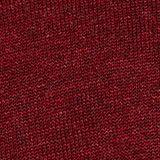 Pullover mit Rundhals-Ausschnitt, 100% Baumwolle, DARK RED, swatch
