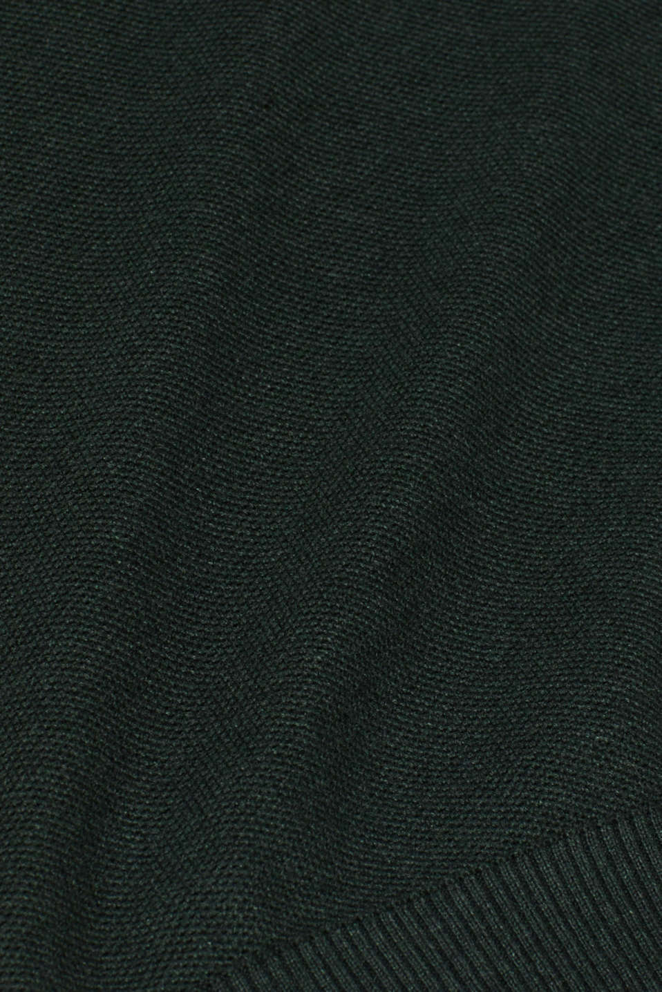 Sweaters, DARK GREEN, detail image number 4