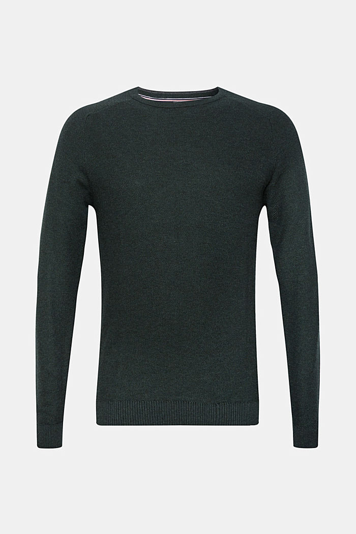 Piqué jumper, 100% cotton