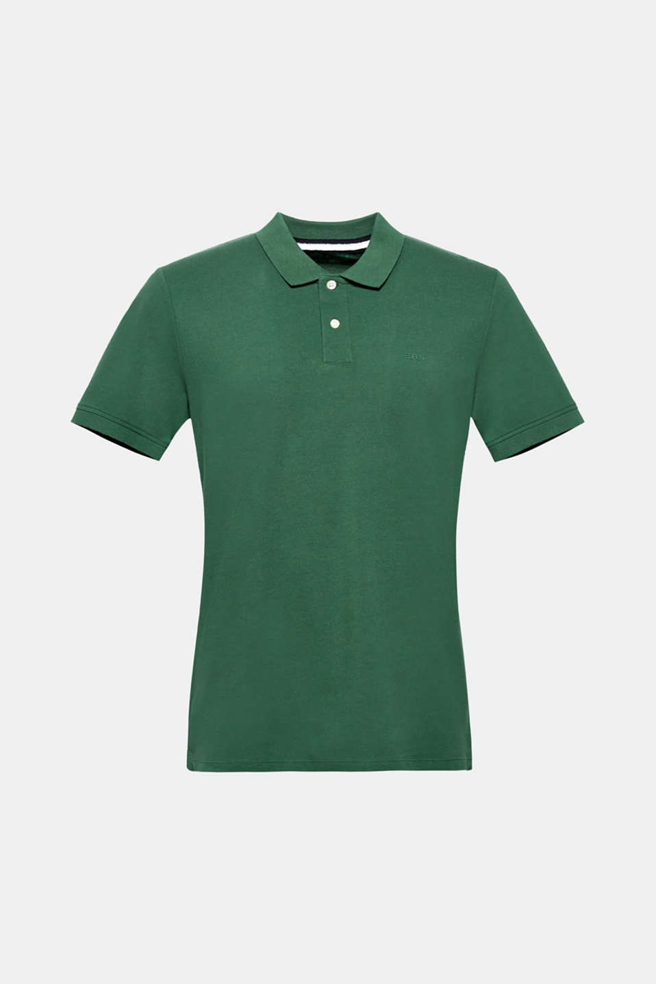 Polo shirts, DARK GREEN, detail image number 7