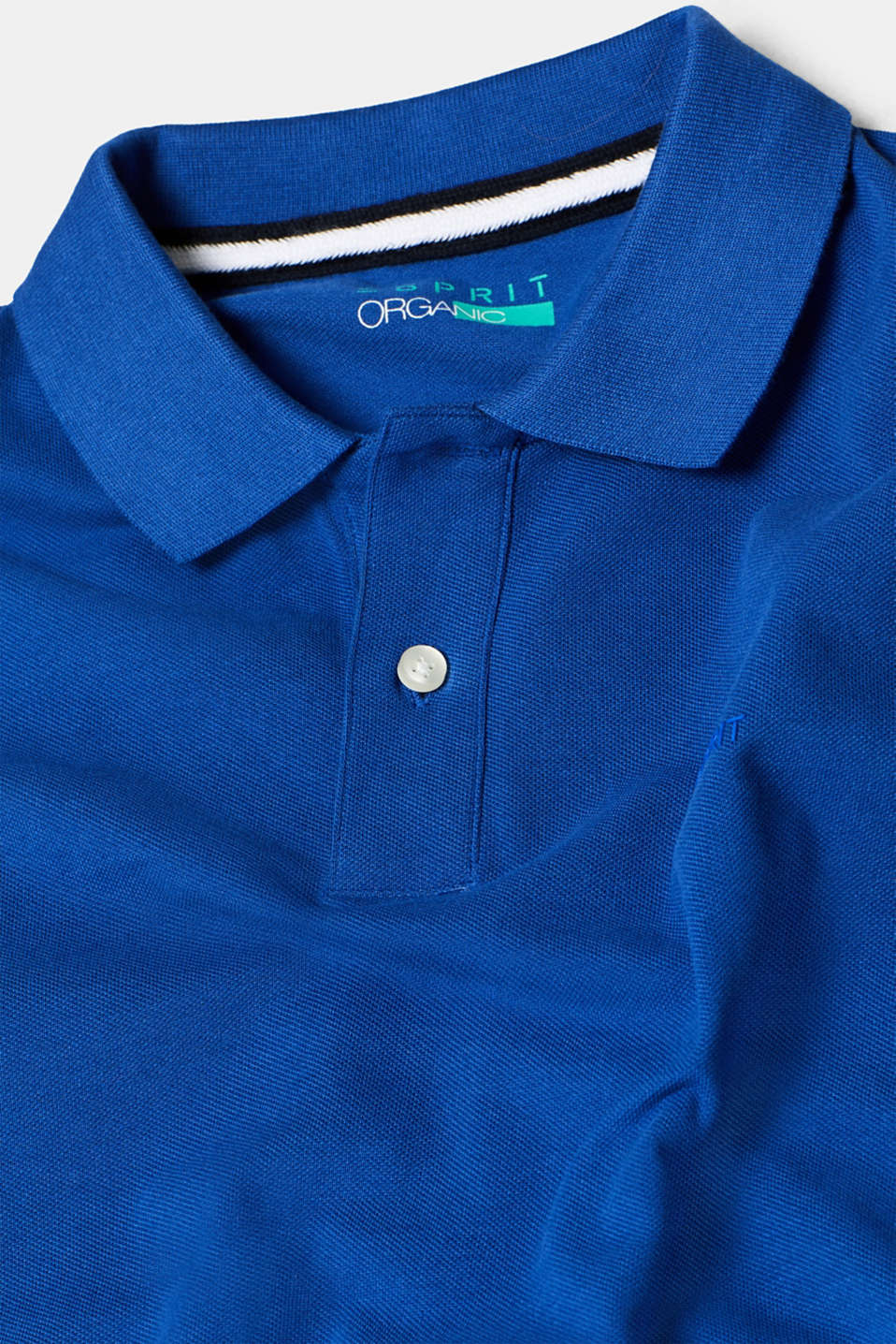 Polo shirts, BRIGHT BLUE, detail image number 5