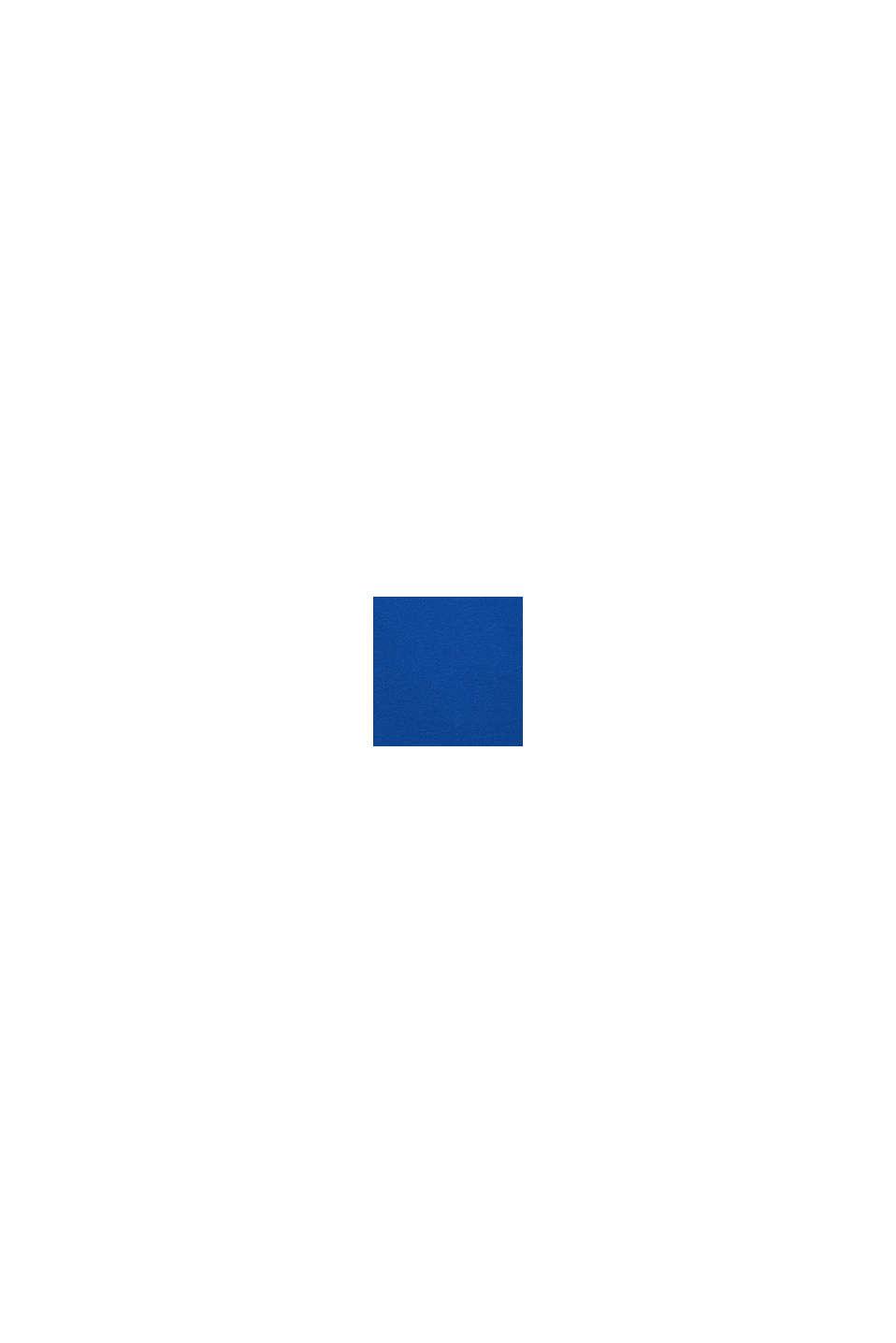Piqué-Poloshirt aus 100% Baumwolle, BRIGHT BLUE, swatch