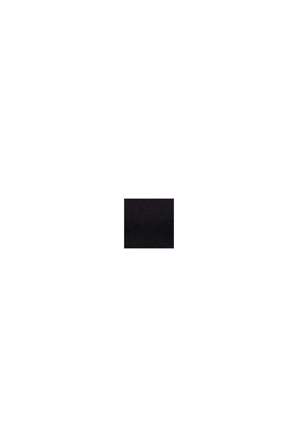 Braguita con cinturón de lunares, BLACK, swatch