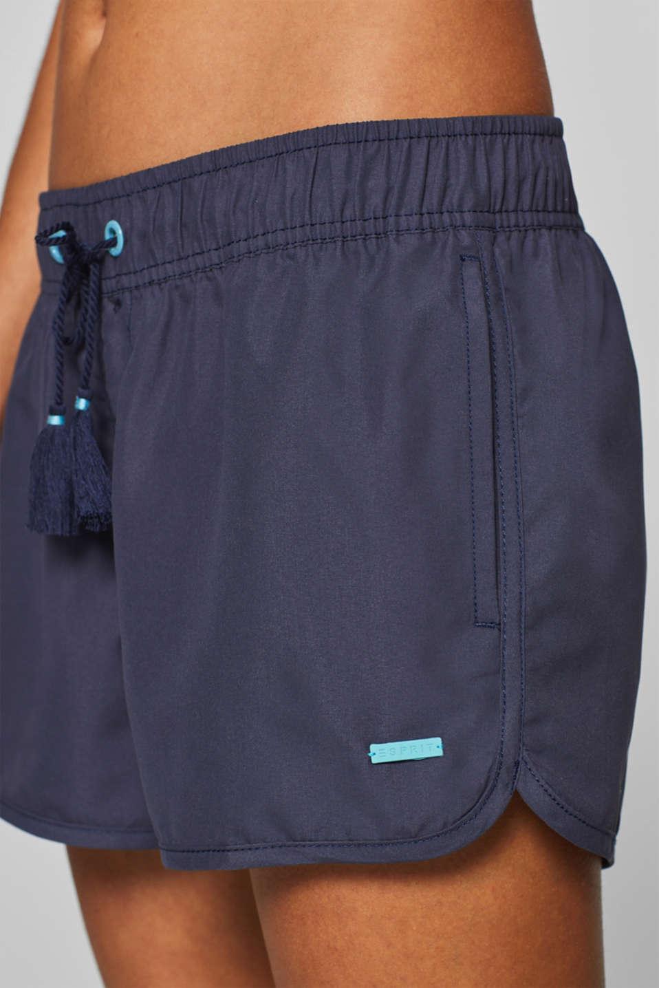 Various Beachwear, NAVY, detail image number 3