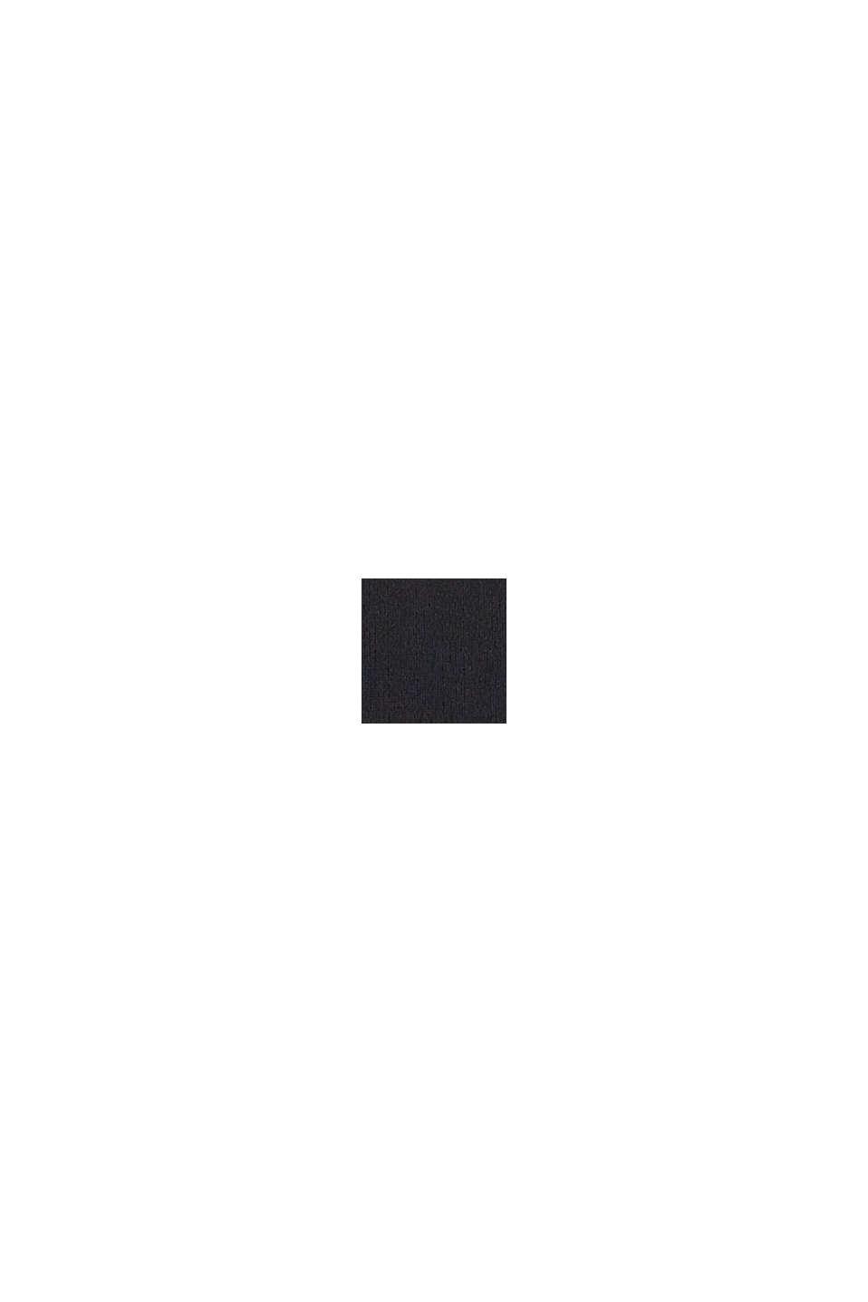 Badedragt med skjulte bøjler, BLACK, swatch