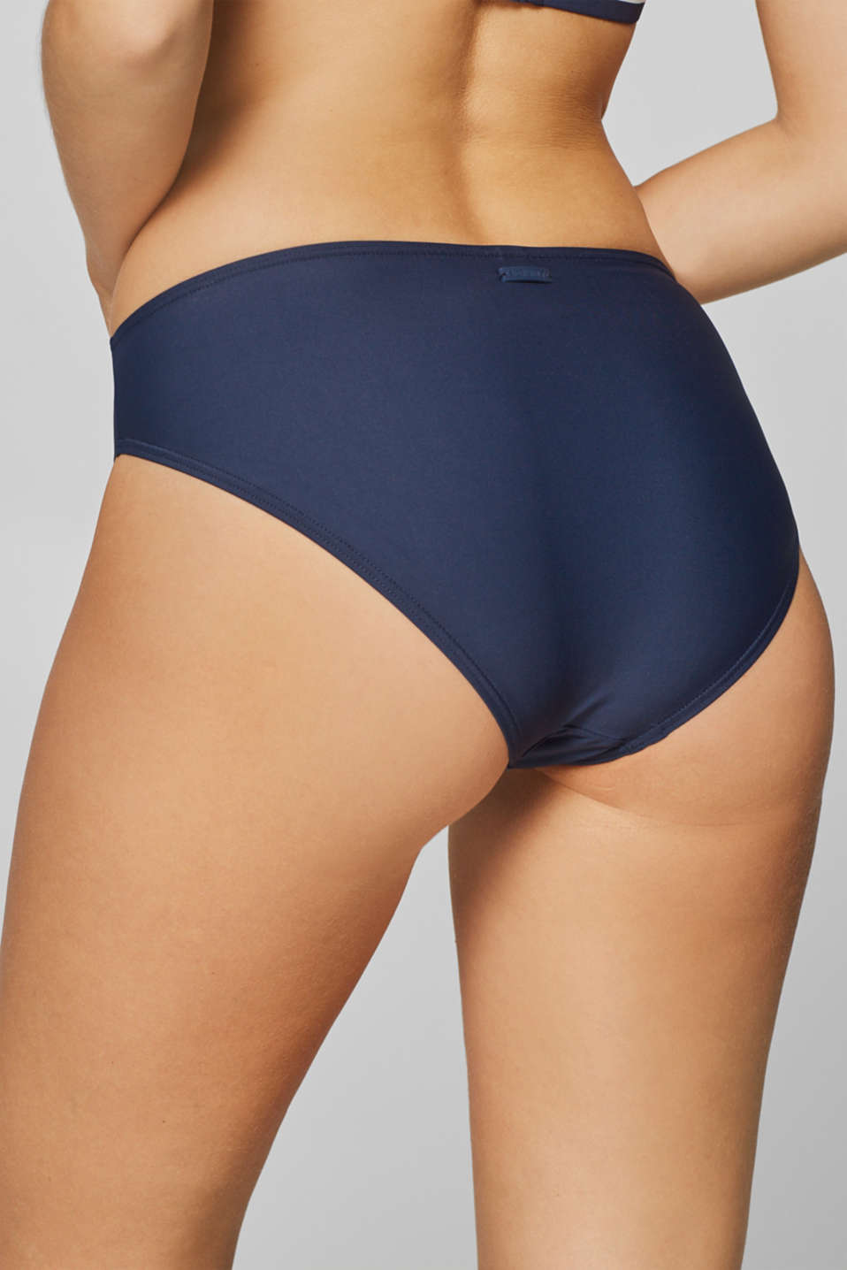Midi briefs in a basic design, NAVY, detail image number 1
