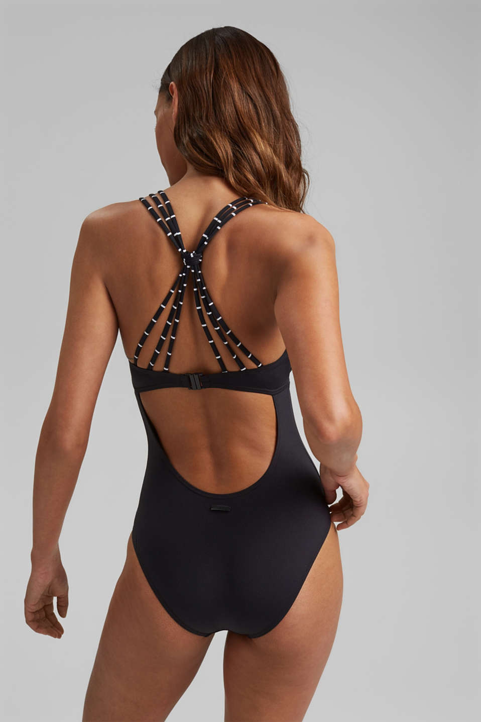 Swimsuits, BLACK, detail image number 1
