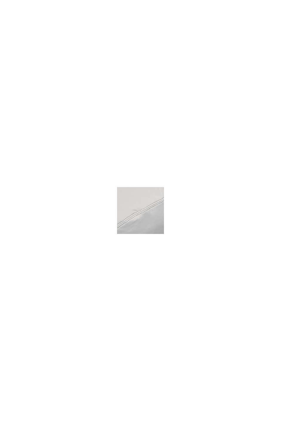 Uvatteret bøjle-BH med transparente striber, LIGHT TAUPE, swatch