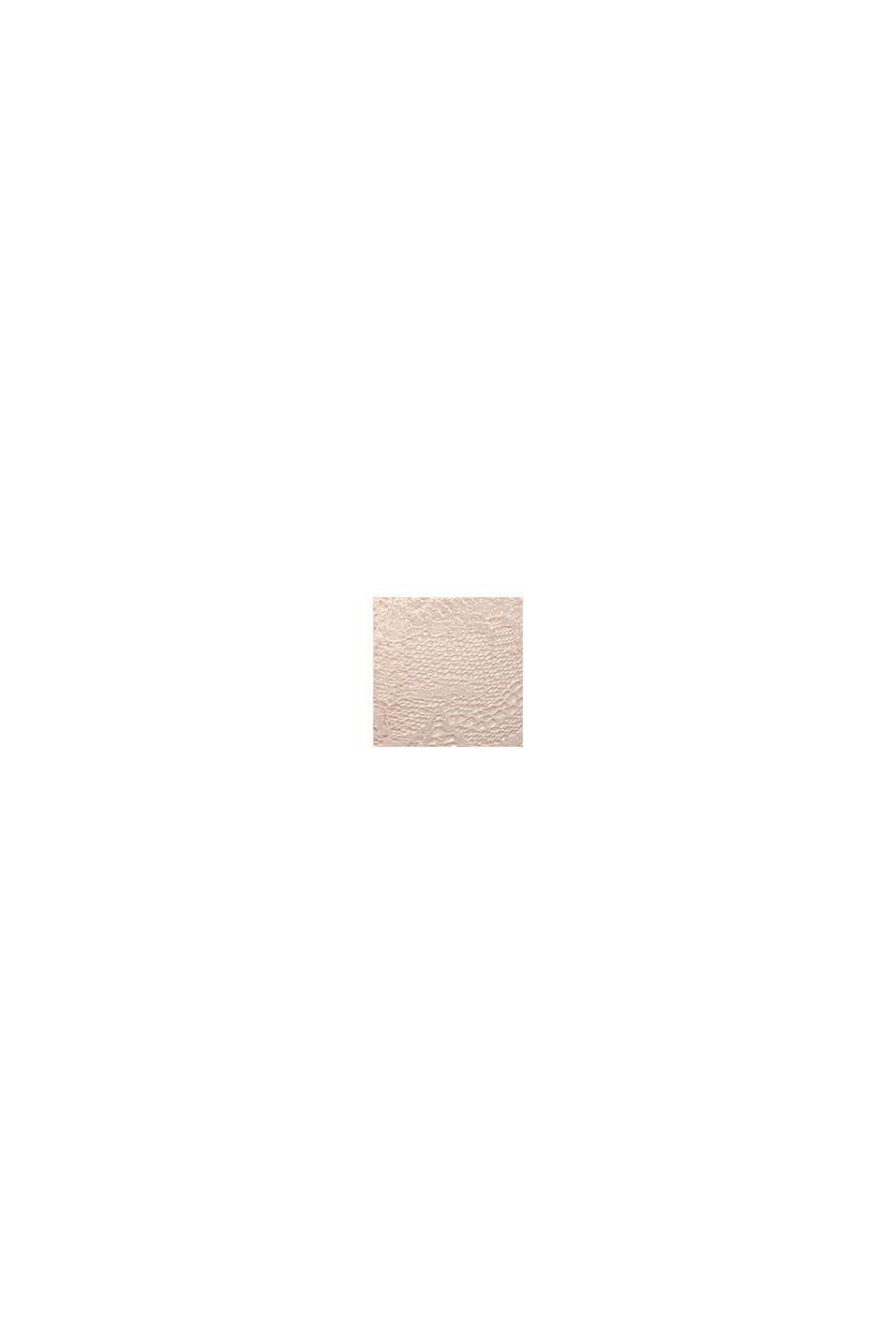 Pushup-bh med stribedetaljer, PASTEL ORANGE, swatch