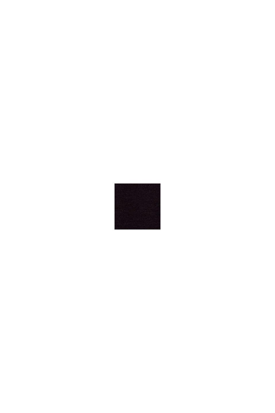 Lot de deux shortys taille basse à taille en dentelle, BLACK, swatch