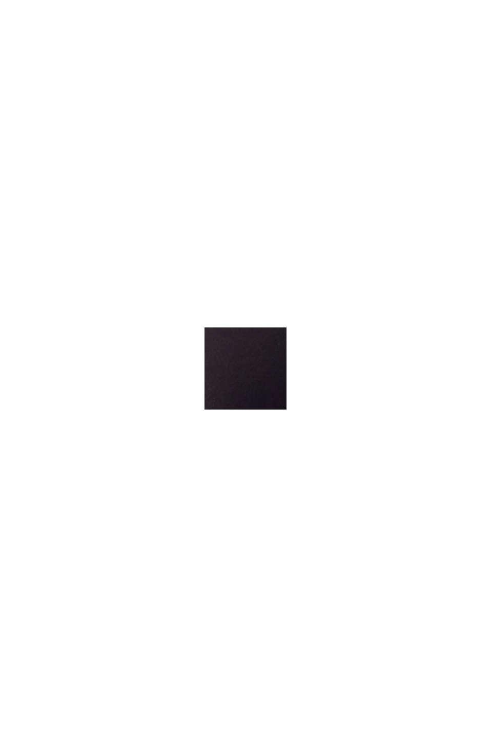Push-up-bh met kanten details, BLACK, swatch