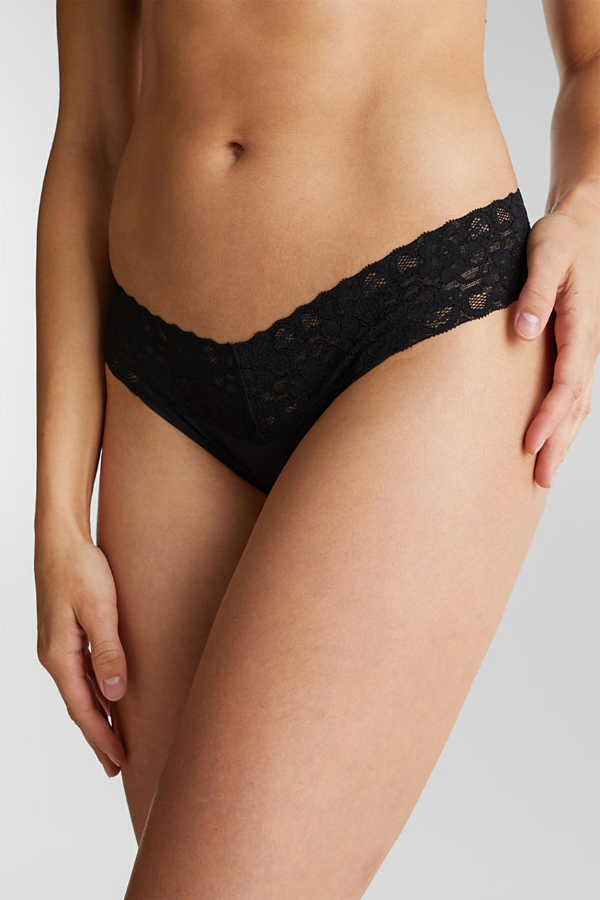 fashion brief string