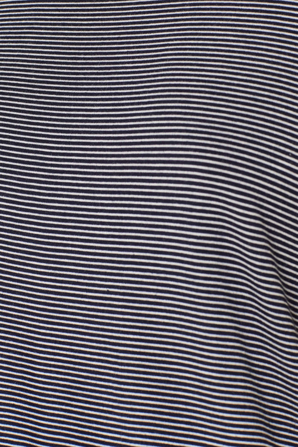 NAVY stretch jersey top, NAVY, detail image number 4