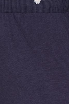 NAVY mix + match stretch jersey trousers, NAVY, detail