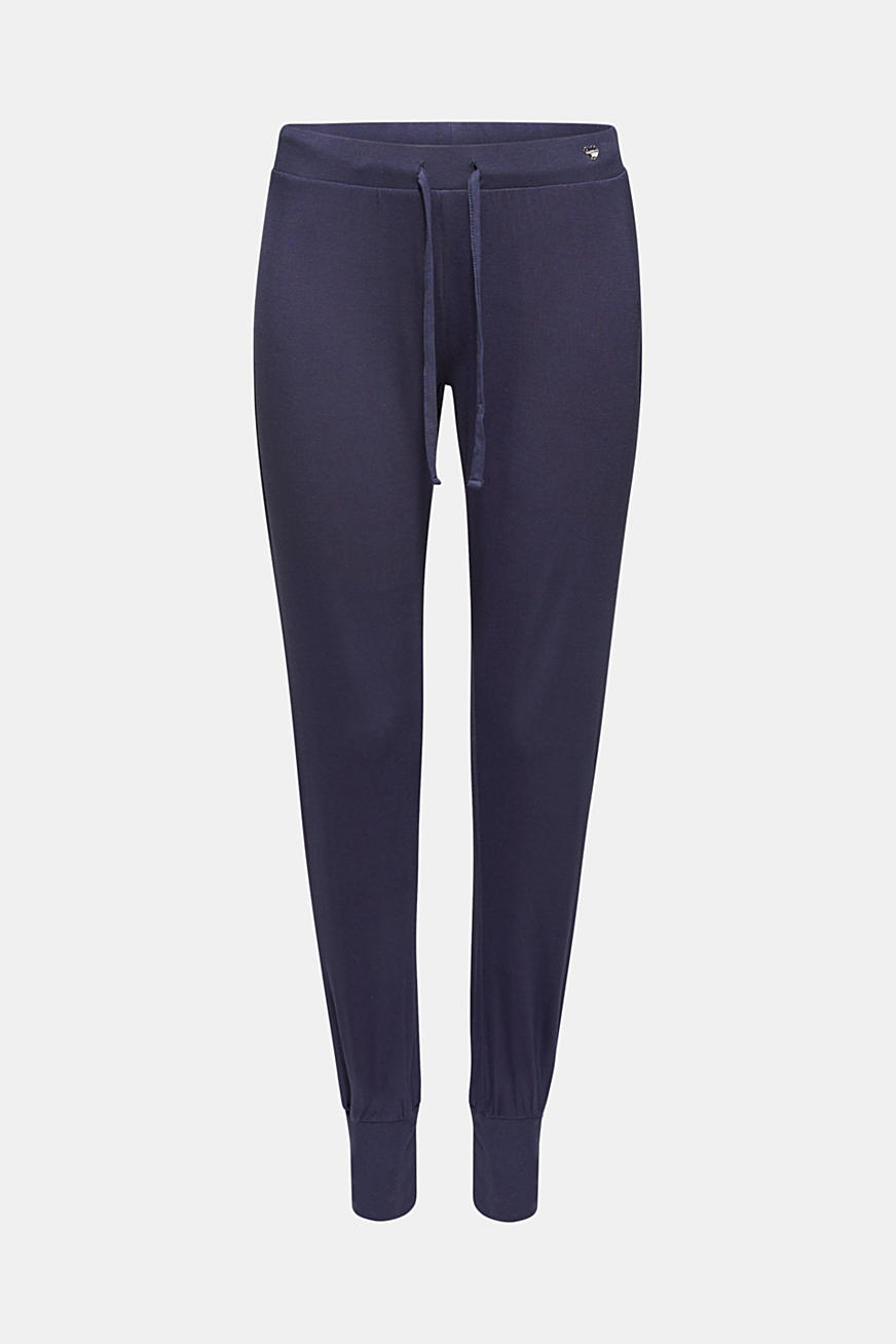 Pantaloni in jersey elasticizzato NAVY Mix + Match