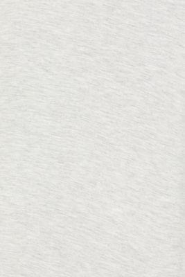 LIGHT GREY melange long sleeve top, LIGHT GREY, detail