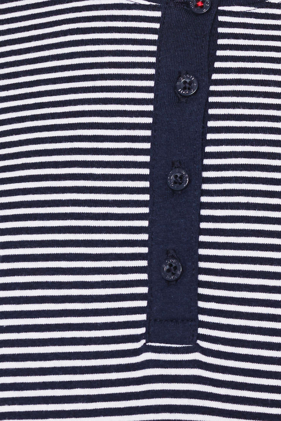 NAVY mix + match jersey nightshirt, NAVY, detail image number 4