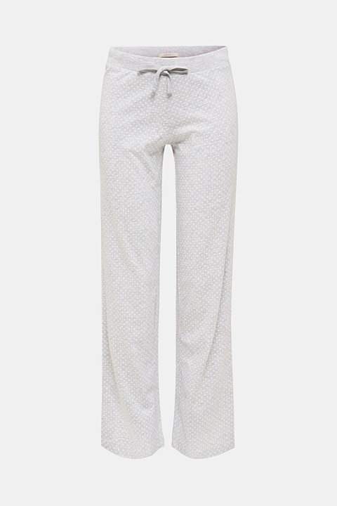 MODERN COTTON mix + match trousers