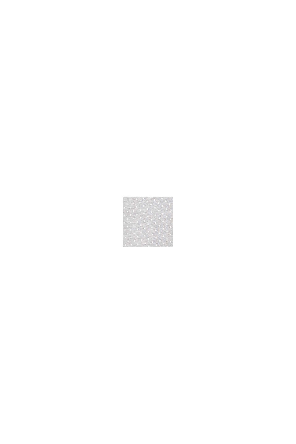 MODERN COTTON Mix+Match Hose, LIGHT GREY, swatch