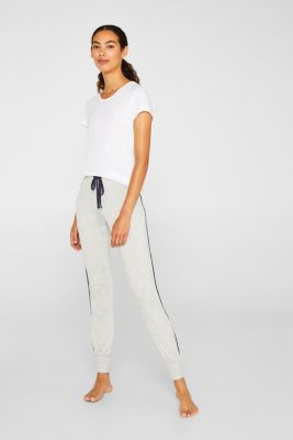 LIGHT GREY mix + match top, WHITE, detail