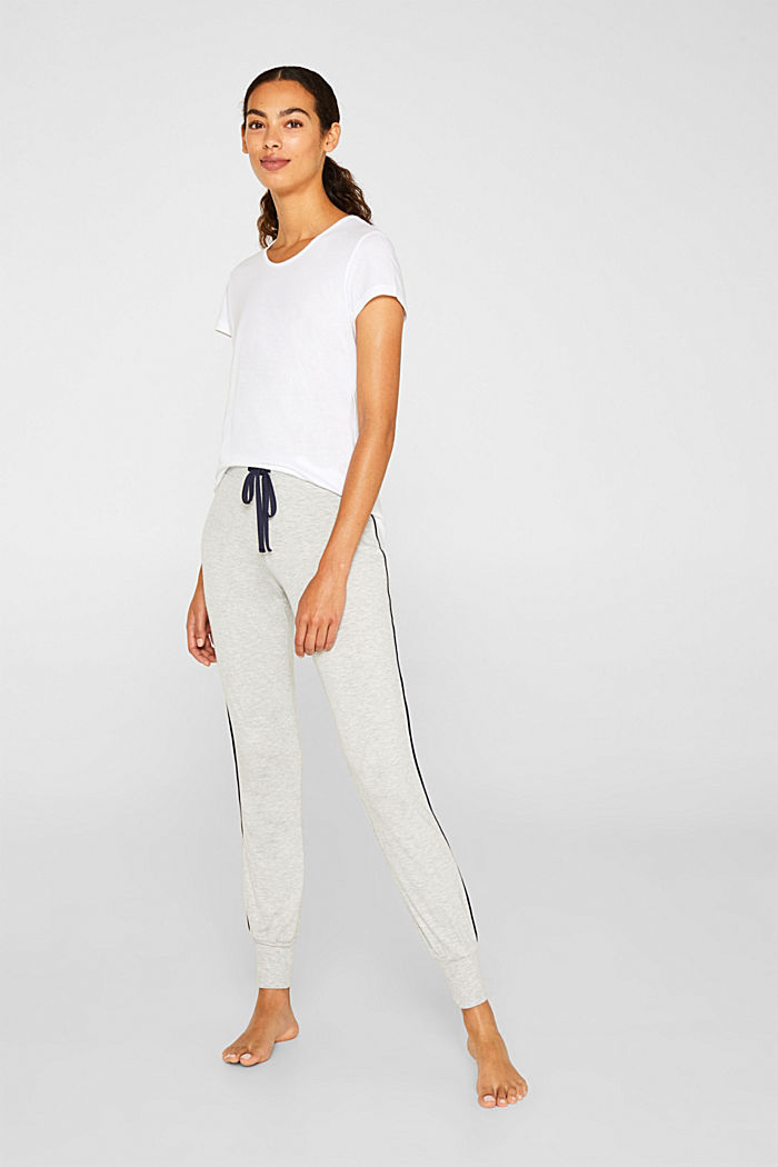 LIGHT GREY mix + match top, WHITE, detail image number 0