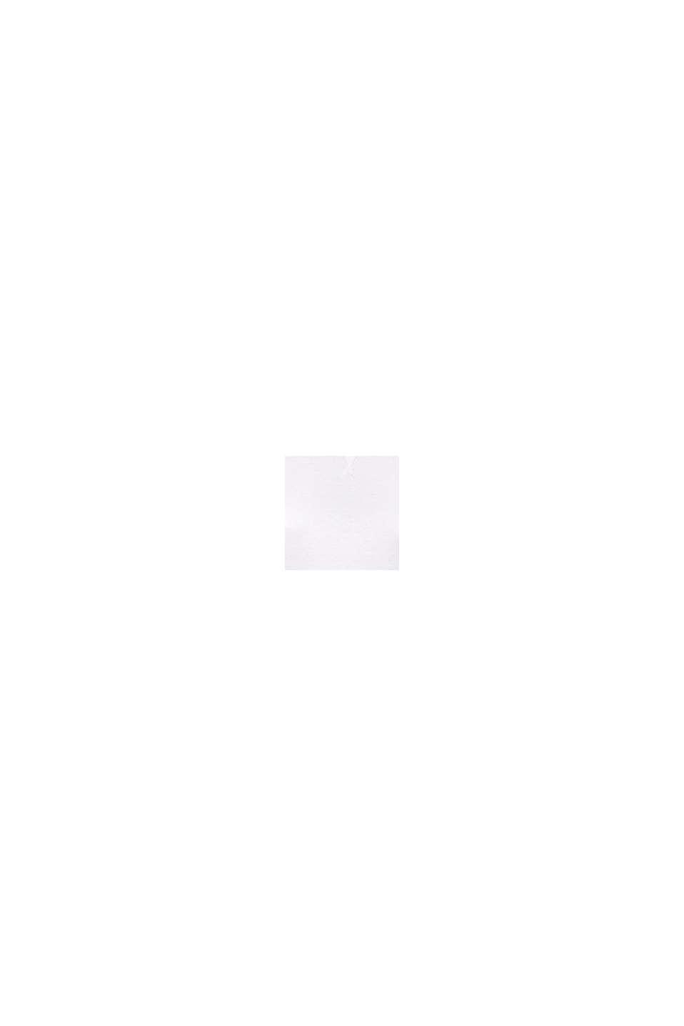 Basic-Longsleeve aus 100% Baumwolle, WHITE, swatch