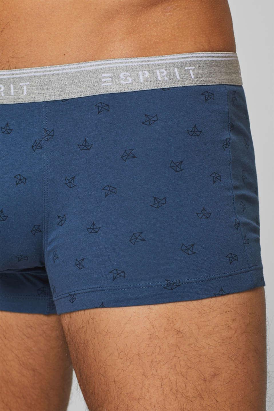 Bottoms, BLUE, detail image number 3