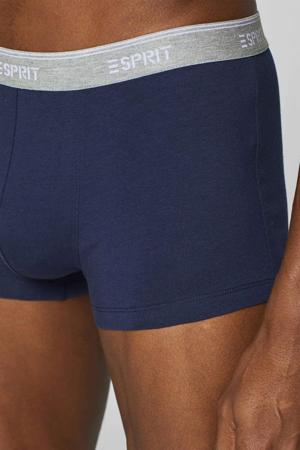 Bottoms, NAVY, detail image number 2