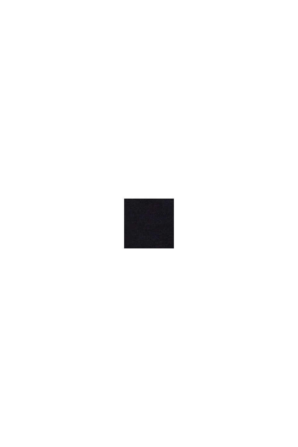 Boxer a vita bassa con cintura a contrasto in confezione tripla, BLACK, swatch