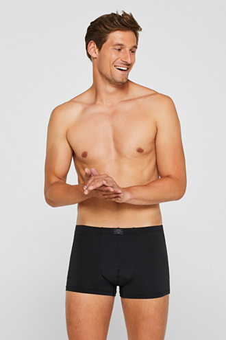 Microfibre hipster shorts in a triple pack