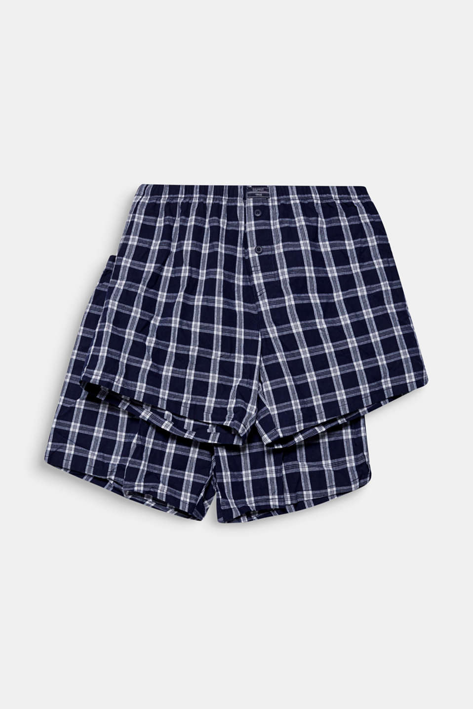 Boxer shorts in a double pack, NAVY, detail image number 3