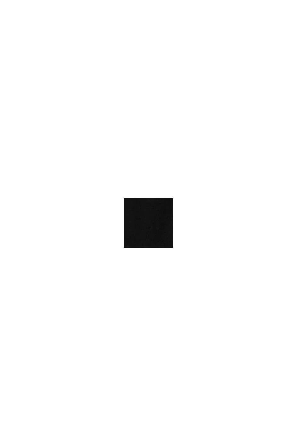 Hipstertrosa med logolinning, dubbelpack, BLACK, swatch