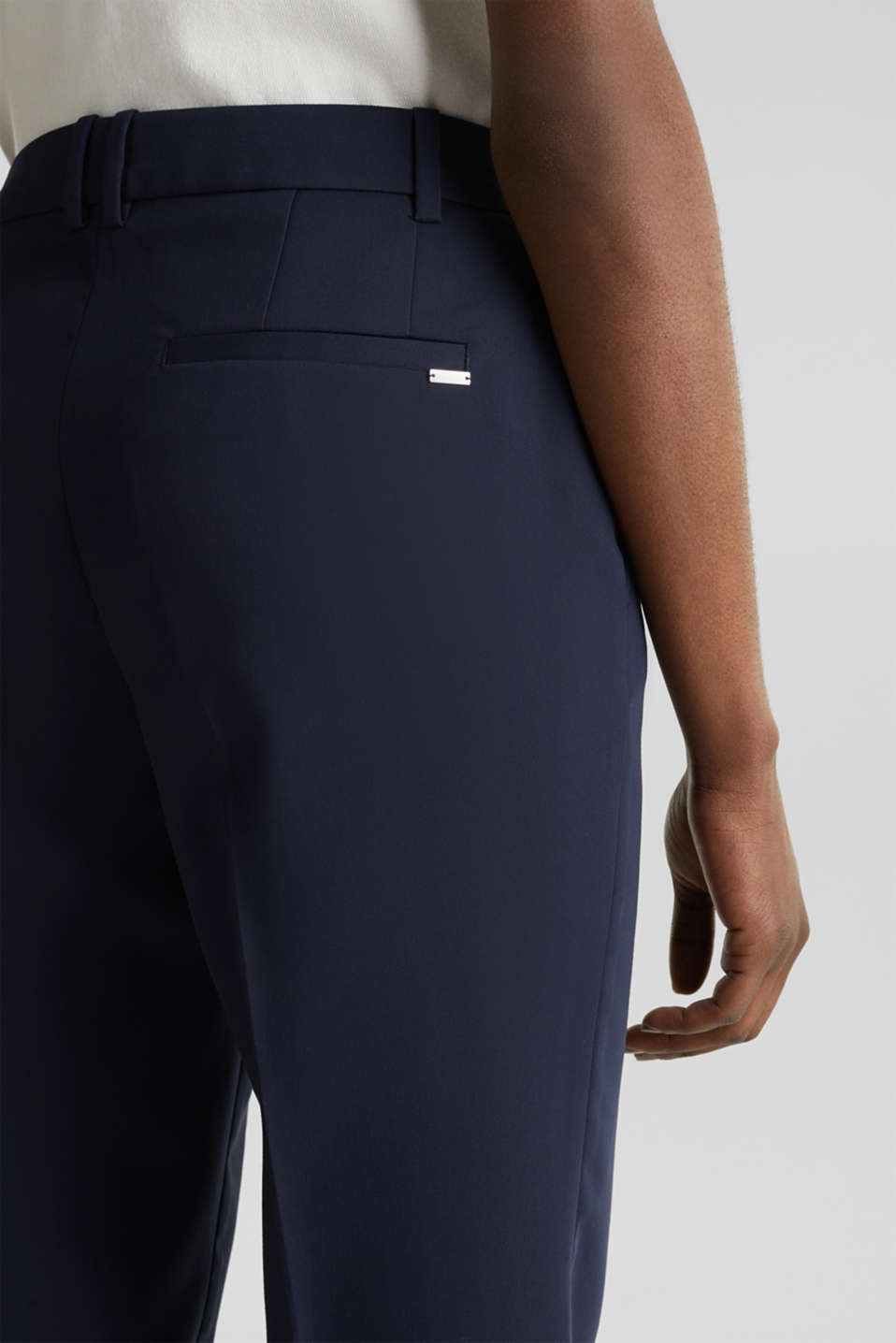 Pants woven, NAVY, detail image number 5