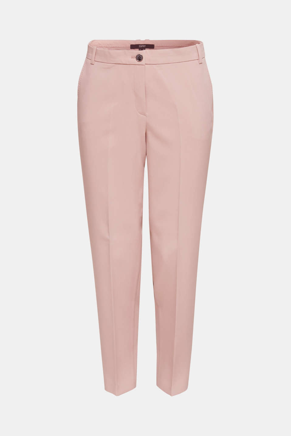 SPRING Mix + Match stretch trousers, OLD PINK, detail image number 7
