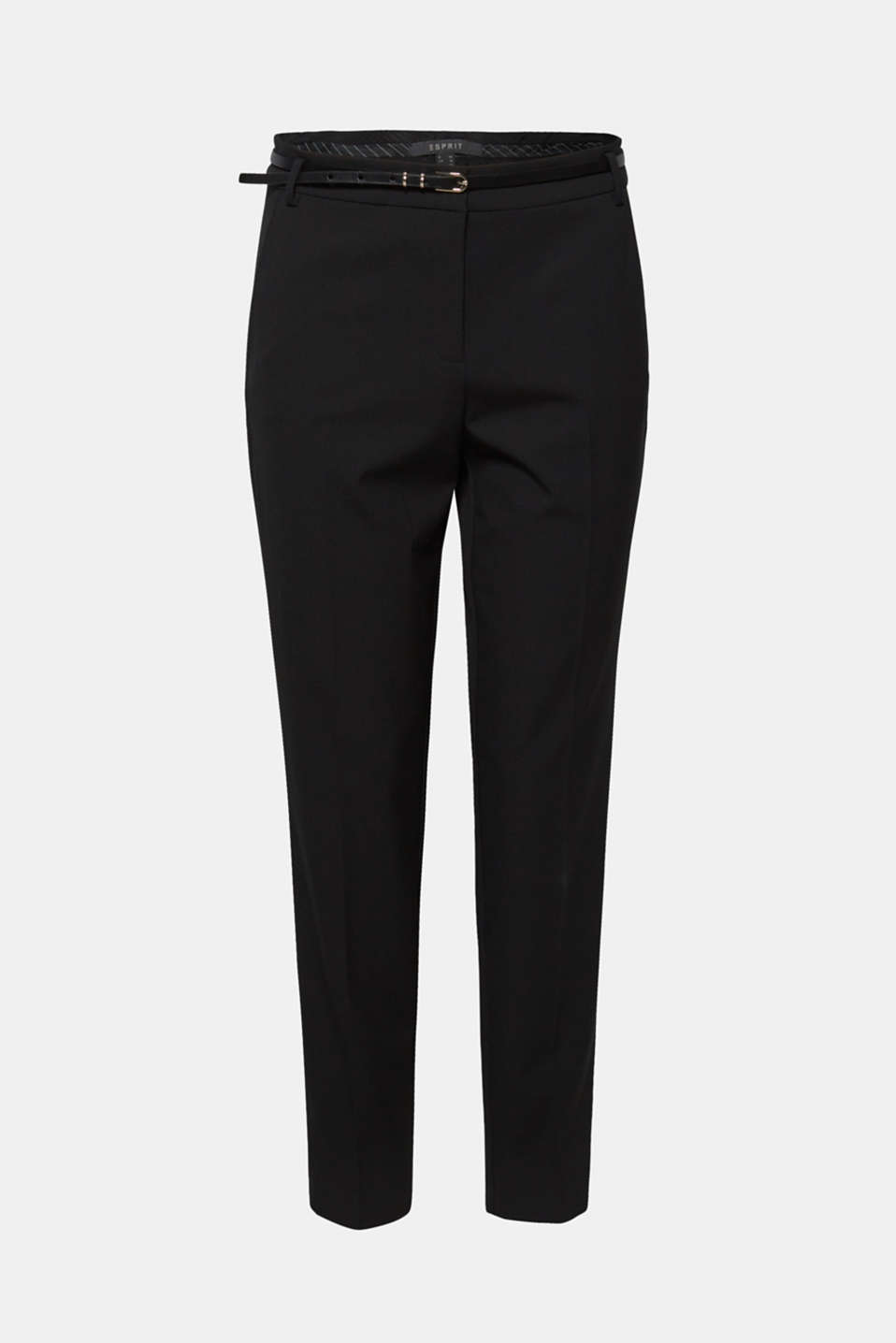 PURE BUSINESS mix + match trousers, BLACK, detail image number 6