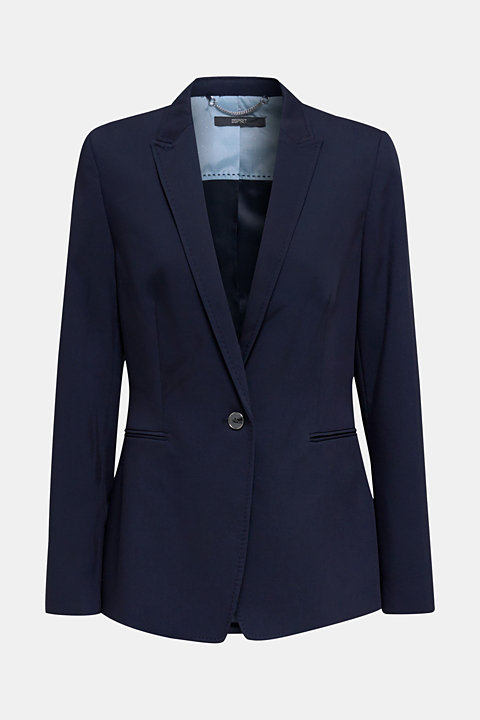 SPRING TWILL mix + match blazer