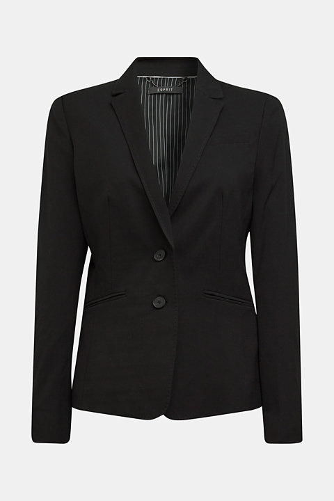 PURE BUSINESS Mix + Match stretch blazer