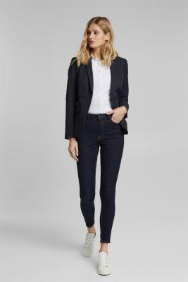 STRUCTURE mix + match blazer, NAVY 5, detail