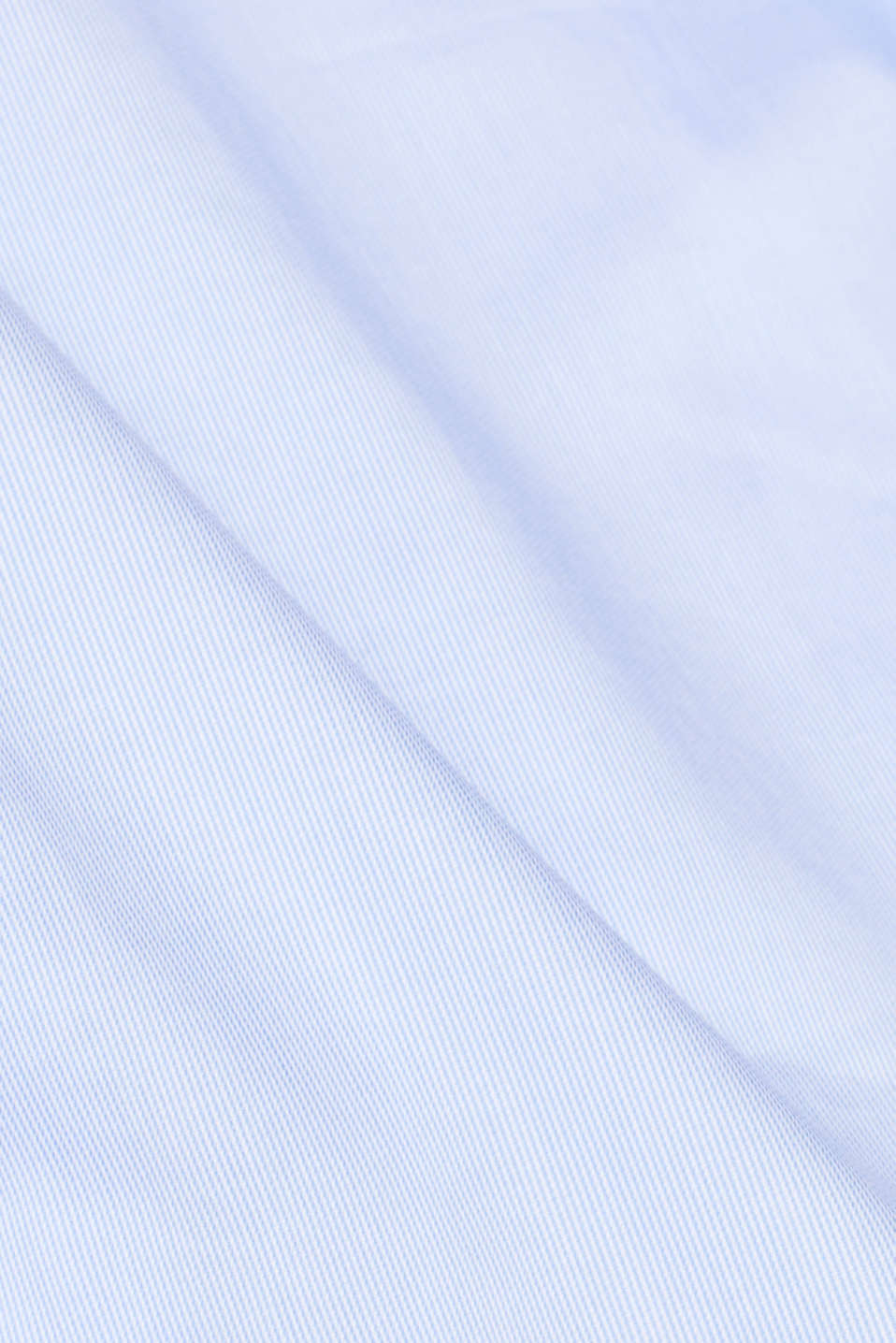Shirt with mechanical stretch, 100% cotton, LIGHT BLUE, detail image number 4