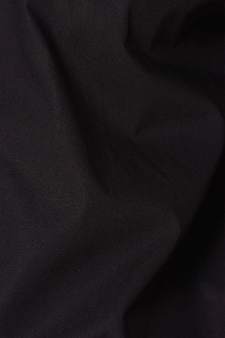 Shirts woven Regular fit, BLACK, detail image number 3