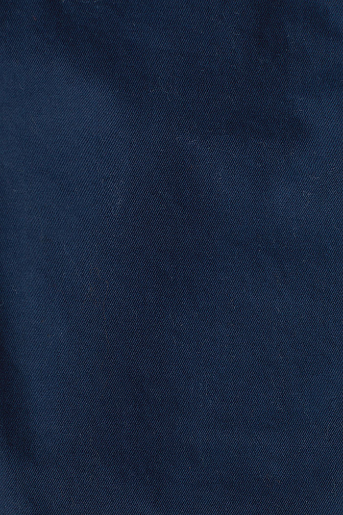 Two-in-one parka, 100% cotton, NIGHT BLUE, detail image number 3