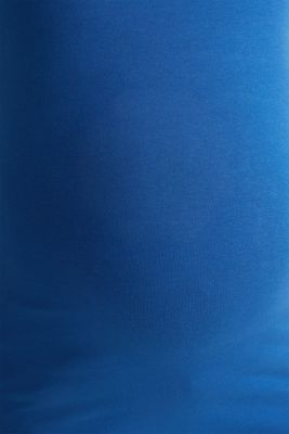 Stretchy nursing top, LCBRIGHT BLUE, detail